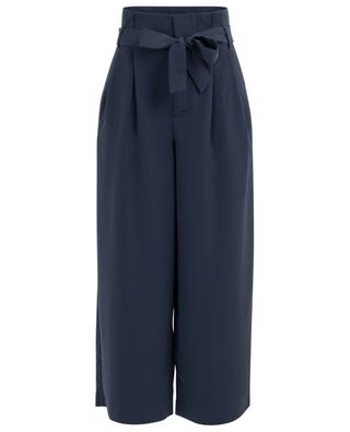Moni wide paper bag waist trousers HEMISPHERE