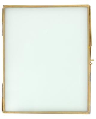 Danta Large golden foldable picture frame NKUKU