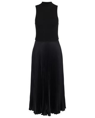 Sleeveless dress with pleated skirt POLO RALPH LAUREN