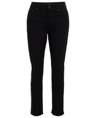 Slim-Jeans mit hohem Taillenbund und Perlen POLO RALPH LAUREN