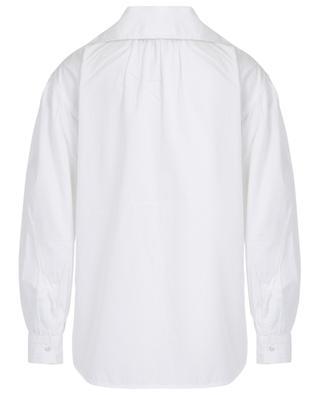 Hemd aus Baumwollpopeline mit Perlen POLO RALPH LAUREN