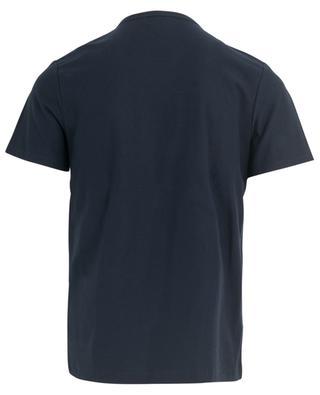 Yukata T-shirt wit logo embroidered band A.P.C.