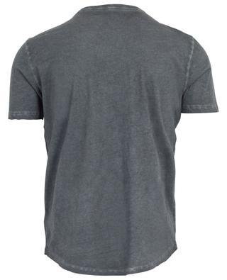 Short-sleeved cotton T-shirt MAJESTIC FILATURES