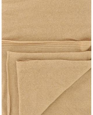 Open knitted cashmere scarf FEDELI