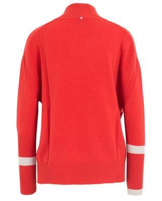 Pullover aus Kaschmir mit hohem Kragen LORENA ANTONIAZZI