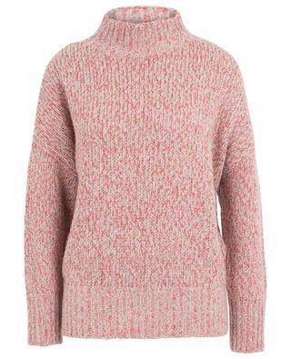 Oversize-Pullover aus Schurwollmix LORENA ANTONIAZZI