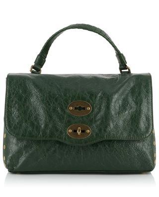 Postina S Linea Lustro textured leather handbag ZANELLATO