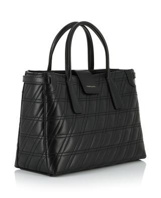 Gesteppter Leder-Shopper Duo Metropolitan S Linea Zeta ZANELLATO