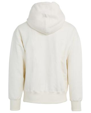 Oversize-Kapuzensweatshirt mit Stickerei Ami Paris AMI