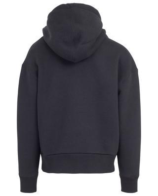 Oversize-Kapuzensweatshirt Big Ami de Coeur AMI