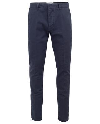 Cotton chino trousers AMI