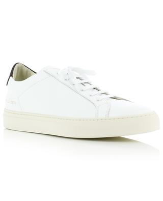 Retro Low bicolour leather sneakers COMMON PROJECTS