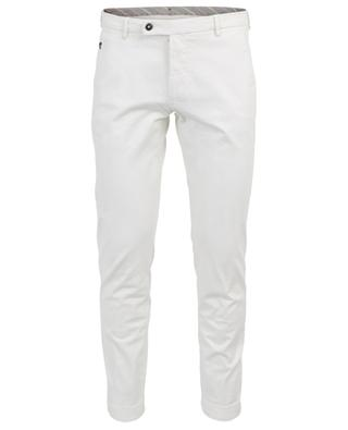 Morello straight fit cotton stretch chino trousers BERWICH