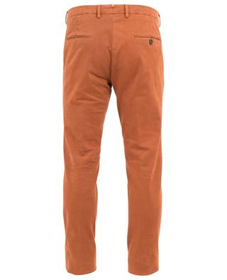 Pantalon chino droit en coton stretch Morello BERWICH