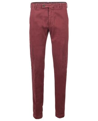 Morello straight fit cotton stretch chino trousers BERWICH