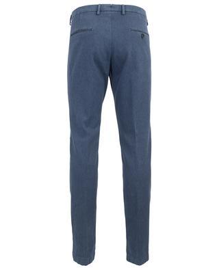Pantalon chino en coton mélangé Morello BERWICH