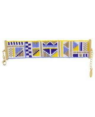Kuba woven bracelet AMAHLE