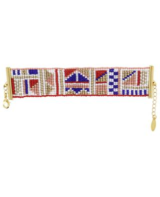 Bracelet tissé Kuba AMAHLE