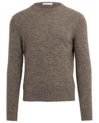 Yak and merino wool jumper FILIPPO DE LAURENTIIS