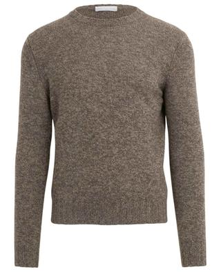 Yak and merino wool jumper FILIPPO DE LAURENTIIS