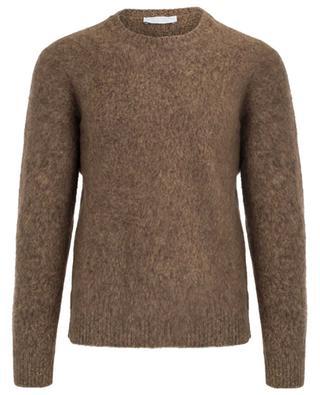 Merino wool round neck jumper FILIPPO DE LAURENTIIS