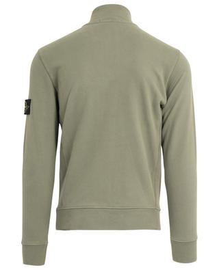 Sweatshirt mit Stehkragen mit Reissverschluss STONE ISLAND