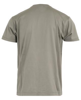 T-Shirt aus Jersey mit Windrosen-Logo-Patch STONE ISLAND