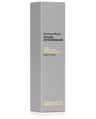 Baume après-rasage Vetiver Extraordinaire - 50 ml FREDERIC MALLE