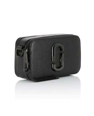 Mini-sac caméra en cuir saffiano The Snapshot DTM MARC JACOBS