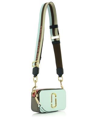Petit sac porté croisé en cuir saffiano coloré The Snapshot MARC JACOBS
