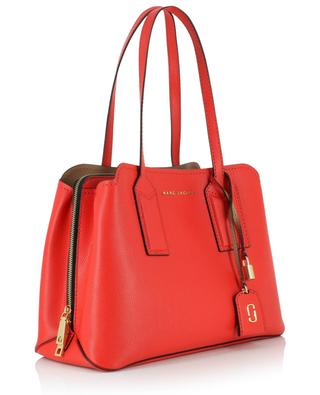 The Editor 38 large grained leather handbag MARC JACOBS