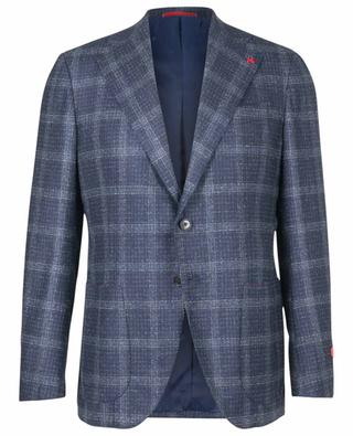 Musa wool blend coat ISAIA