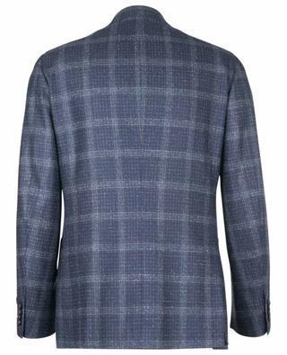 Manteau en laine mélangée Musa ISAIA
