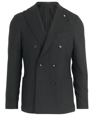Double-breasted cashmere blazer LARDINI