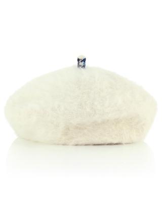 Angora wool blend beret GI'N'GI