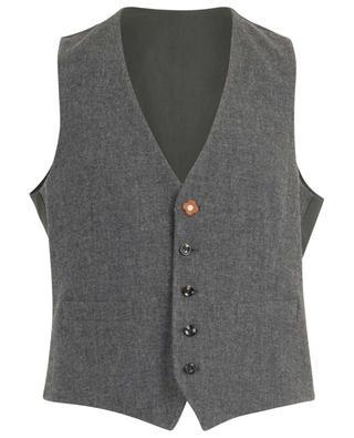 Wool vest LARDINI