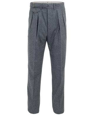 Wool tailored trousers LARDINI