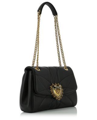 Devotion Large quilted leather shoulder bag DOLCE & GABBANA