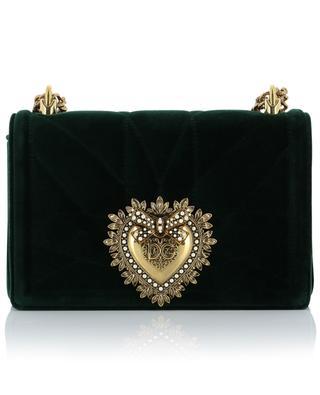 Devotion nappa leather shoulder bag DOLCE & GABBANA