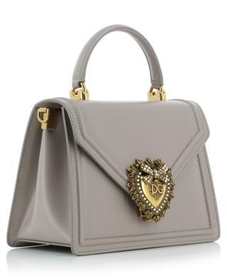 Handtasche aus Leder mit Herz Devotion Medium DOLCE & GABBANA
