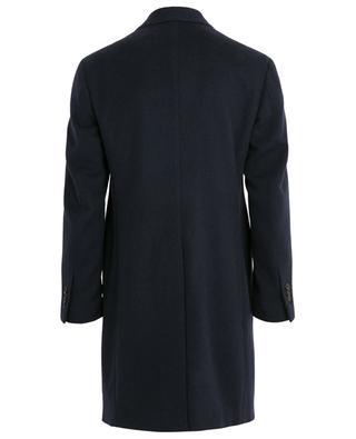 Camel coat LARDINI