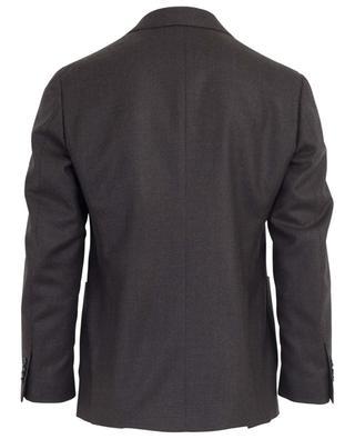 Houndstooth print wool blazer LARDINI