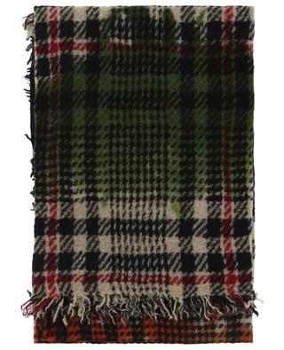 Marchisio woven glen check scarf FALIERO SARTI
