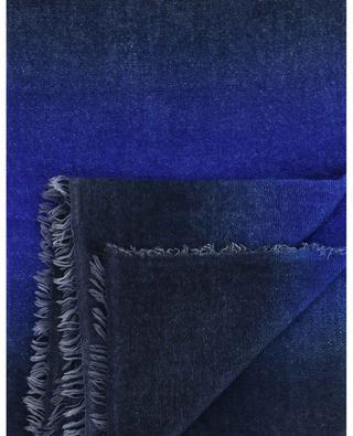 Chiary woven cashmere, silk and wool scarf FALIERO SARTI