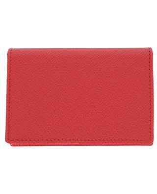DG Logo Strass card holder with flap DOLCE & GABBANA
