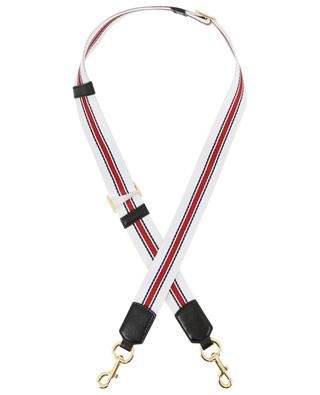 The Sport Stripe Thin nylon shoulder strap MARC JACOBS