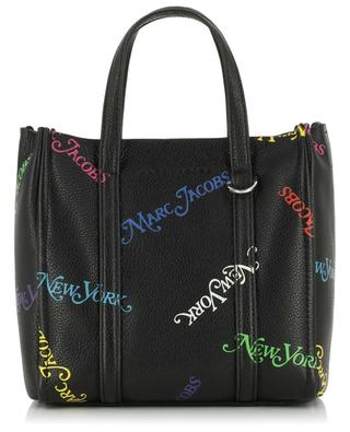 New York Magazine Tag Tote printed mini bag MARC JACOBS