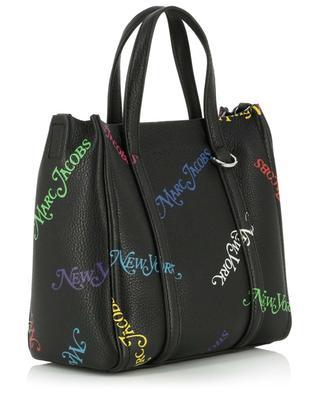 Mini sac imprimé New York Magazine Tag Tote MARC JACOBS
