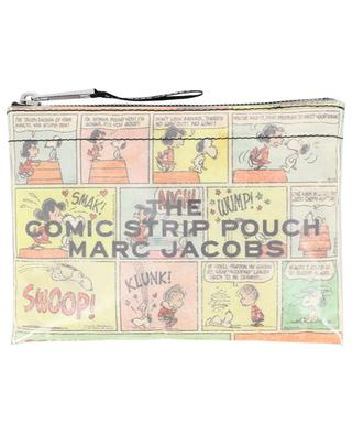 The Comic Strip Pouch MARC JACOBS