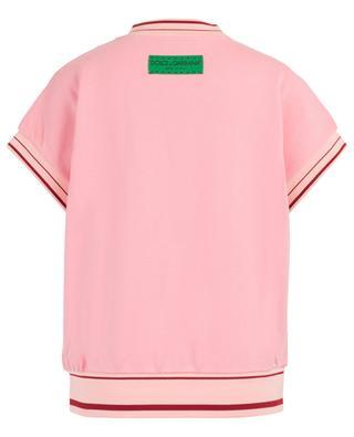 L'Amore è Bellezza short sleeved sweatshirt DOLCE & GABBANA